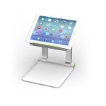 Belkin B2B118 multimedia cart/stand Green, Silver Tablet Multimedia stand