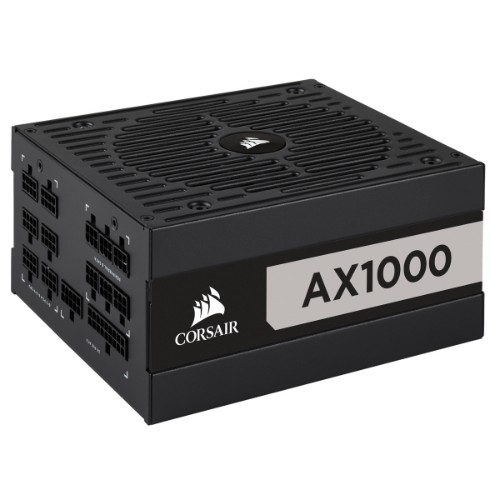 Corsair AX1000 power supply unit 1000 W Black