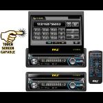 Pyle PLTS78DUB 320W Bluetooth Black car media receiver