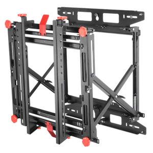 "Peerless DS-VW775 flat panel wall mount 152.4 cm (60"") Black"