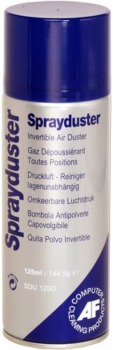 AF Sprayduster compressed air duster