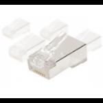 Hypertec 920580-HY wire connector RJ-45 Transparent
