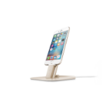 TwelveSouth HiRise Deluxe mobile device dock station Tablet/Smartphone Gold