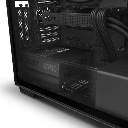 NZXT NP-C750M-UK power supply unit 750 W 24-pin ATX ATX Black