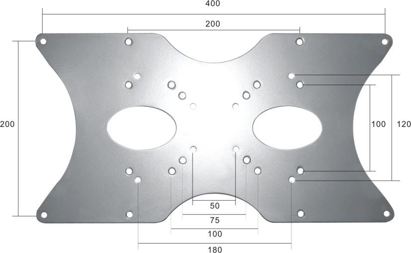 Neomounts by Newstar vesa adapter plate