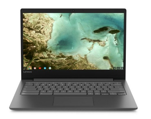 "Lenovo S330 Black Chromebook 35.6 cm (14"") 1366 x 768 pixels MediaTek 4 GB LPDDR3-SDRAM 32 GB eMMC Chrome OS"