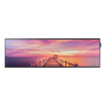"Samsung SH37F Digital signage flat panel 37"" LED Black"