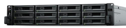Synology RackStation RS3621XS+ NAS/storage server Rack (2U) Ethernet LAN Black D-1541