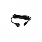 Honeywell 9000093CABLE C14 coupler Black power cable