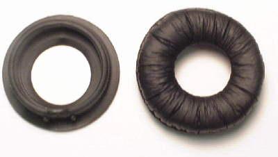 Plantronics 46186-01 Leatherette Black 1pc(s) headphone pillow