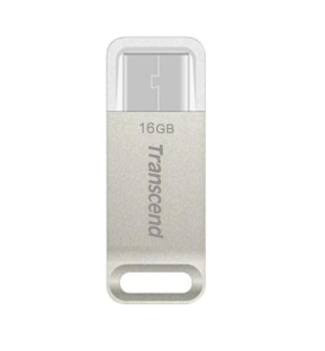 Transcend JetFlash 850 USB flash drive 16 GB USB Type-C 3.2 Gen 1 (3.1 Gen 1) Gold