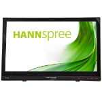 "Hannspree HT 161 HNB 39.6 cm (15.6"") 1366 x 768 pixels Multi-touch Tabletop Black"