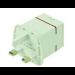 2-Power UKP0002A Type D (UK) White power plug adapter
