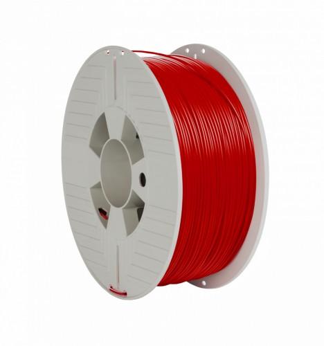 Verbatim 55320 3D printing material Polylactic acid (PLA) Red 1 kg