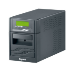 Legrand Niky S 2000VA 1200W Line-Interactive 2000VA 6AC outlet(s) Black uninterruptible power supply (UPS)