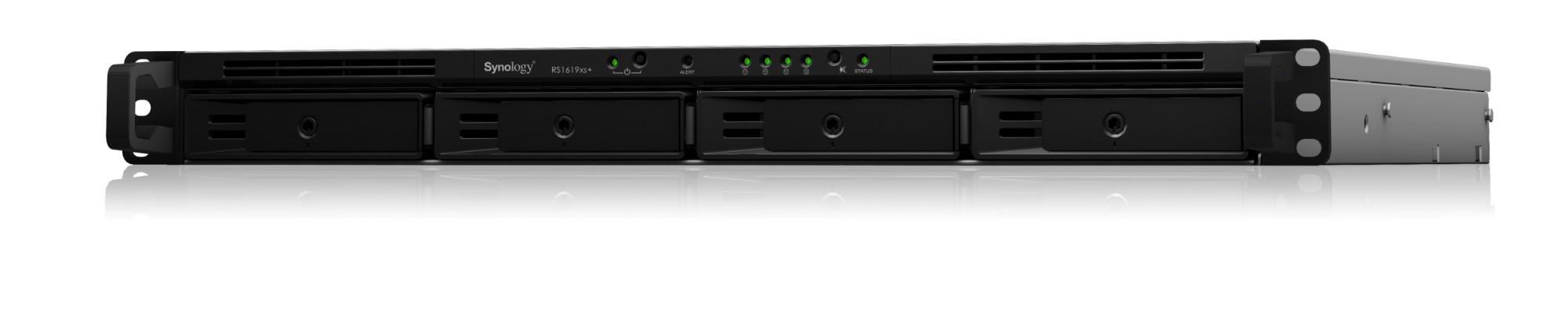Synology RS1619xs+/40TB-TE 4 Bay NAS RS1619XS+/40TB-TE