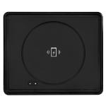 Silverstone QIB052 power bank Lithium-Ion (Li-Ion) 5200 mAh Wireless charging Black
