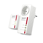 AVM FRITZ!Powerline 546E WLAN Set 500Mbit/s Ethernet LAN Wi-Fi White PowerLine network adapter