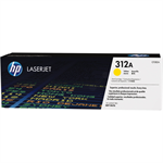 HP CF382A (312A) Toner yellow, 2.7K pages