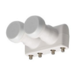 Maximum PRO-24 9.75 - 10.6GHz White Low Noise Block downconverter (LNB)ZZZZZ], 5624