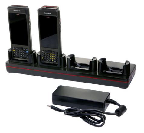 Honeywell CN80-NB-CNV-0 cargador de dispositivo móvil Interior Negro