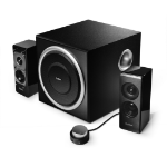 Edifier S330D speaker set 2.1 channels 72 W Black