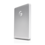 G-Technology G-DRIVE Mobile USB-C Externe Festplatte 2000 GB Silber