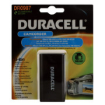 Duracell DR0987 rechargeable battery Lithium-Ion (Li-Ion) 2000 mAh 7.4 V