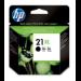 HP Cartucho de tinta original 21XL de alta capacidad negro