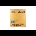 Olivetti B1136 Toner cyan, 4.7K pages