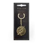 THE ELDER SCROLLS Online Ebonheart Pact Metal Pendant Keychain, Gold (GE2237)
