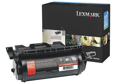Lexmark 64040HW Toner black, 21K pages @ 5% coverage