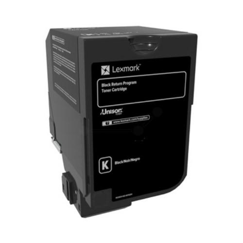 Lexmark 84C2HK0 Toner black, 25K pages