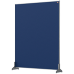 Nobo 1915507 magnetic board Blue
