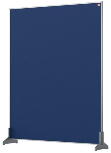 Nobo 1915507 magnetic board Blue