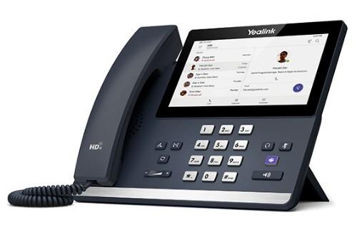 Yealink MP56 - Teams Edition IP phone Black Wi-Fi