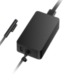 Microsoft LAG-00006 power adapter/inverter Indoor 44 W Black