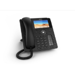 Snom D785 IP phone Black 12 lines TFT
