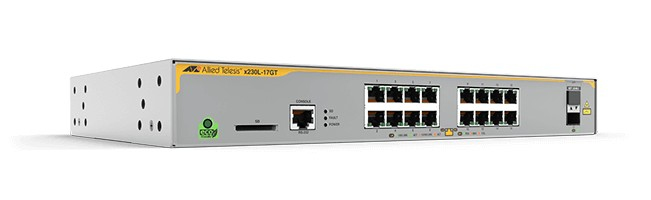 Allied Telesis AT-x230L-17GT-50 L3 Gigabit Ethernet (10/100/1000) Gris
