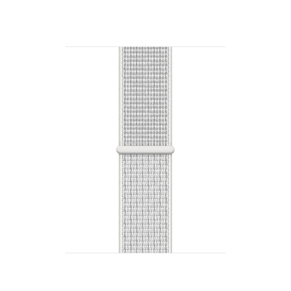 Apple MX802ZM/A smartwatch accessory Band White Nylon