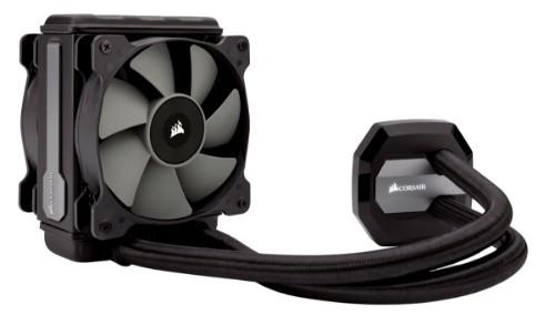 Corsair H80i v2 computer liquid cooling Processor