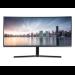 "Samsung C34H890 34"" UltraWide Quad HD VA Black computer monitor"