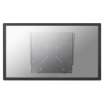 Newstar FPMA-W110 TV mount 101,6 cm (40 Zoll) Silber