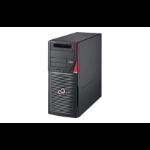 Fujitsu CELSIUS M740 3.6GHz E5-1650V4 Tower Black Workstation