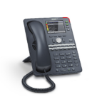 Snom 760 Wired handset 12lines Anthracite