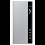 "Samsung EF-ZN970 mobile phone case 16 cm (6.3"") Folio Silver"