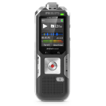 Philips Voice Tracer DVT6010 Flash card Anthracite,Silver dictaphone