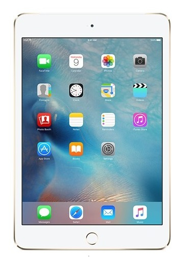 Apple iPad mini 4 128GB Gold tablet