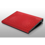 "Aluratek ACP01FR notebook cooling pad 17"" Black,Red"