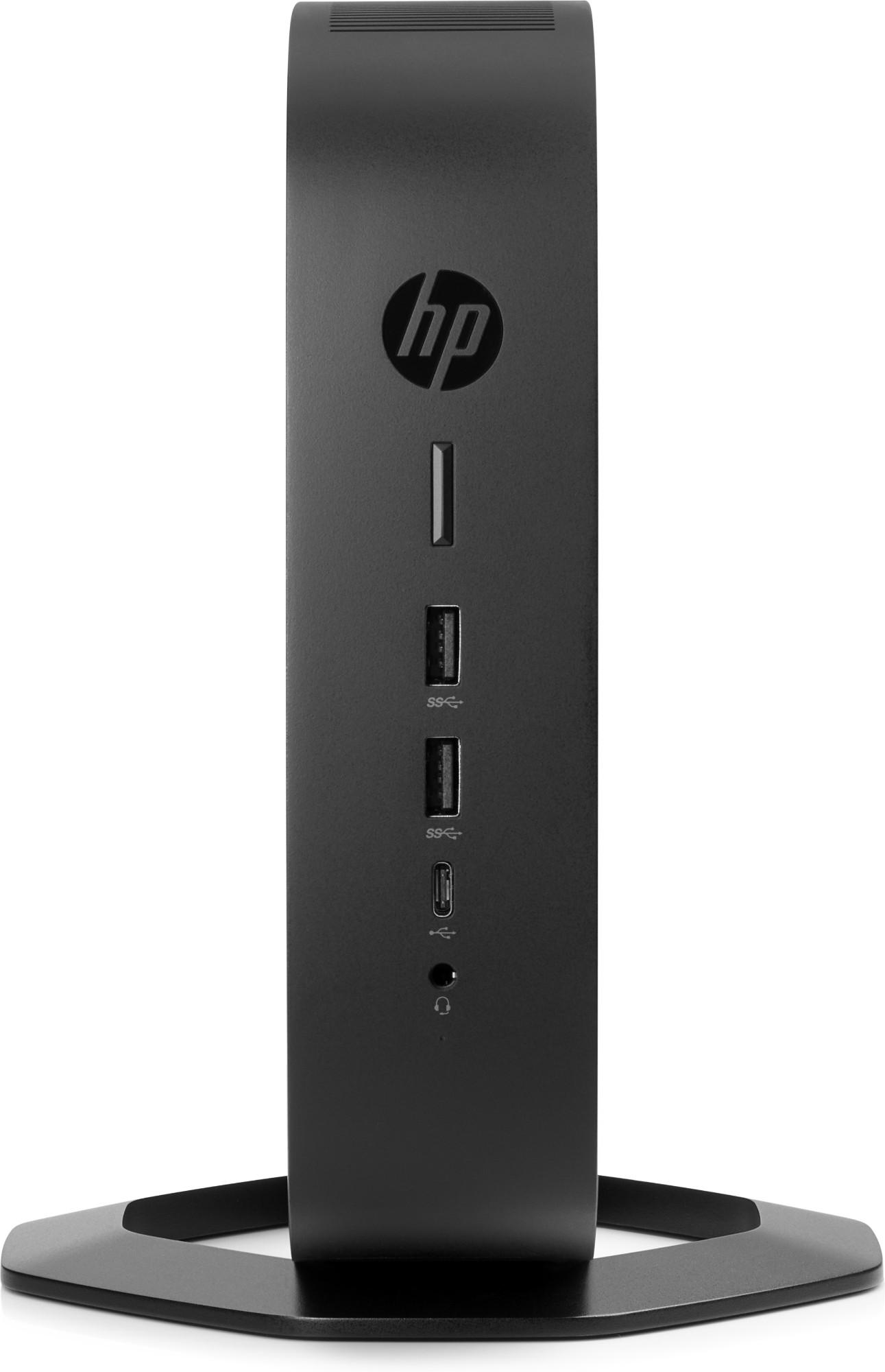 HP t740 2.4 GHz R1505G Windows 10 IoT Enterprise 1.33 kg